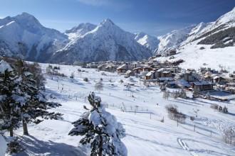 ski en famille deux alpes