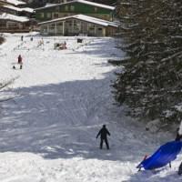 vacances Alpes luge