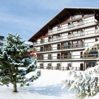 ski résidence Maeva Megève