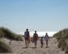 plage famille camping Loire Atlantique