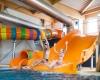 camping piscine toboggans Loire Atlantique