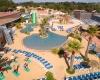 camping piscine chauffée Loire Atlantique