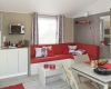 mobil home famille camping Bretagne