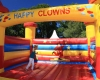 camping Pont Aven jeu gonflable