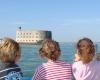 charente maritime séjour en famille fort Boyard