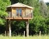 Family Ecolodge Loiret cabane