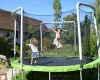 family ecolodge trampoline enfants