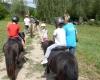 vacances en famille équitation