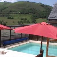 Résidence Les Balcons de la Neste terrasse piscine 700x400
