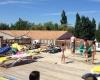 camping en famille piscine toboggan