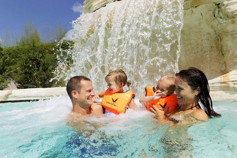 Nouveaut dates flexibles center parcs for Piscine center parc