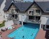 piscine couverte résidence Bretagne