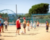 sports camping littoral