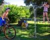 vélo en famille près de Bayonne