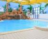 piscine intérieure camping Le Chaponnet