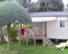 mobil-home camping Le Chaponnet