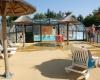 Camping Les Hauts de Port Blanc piscine