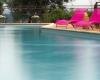le Hameau du sentier piscine