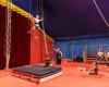 école du cirque Les Hauts de Bruyères
