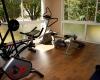salle fitness séjour avec les enfants Charente