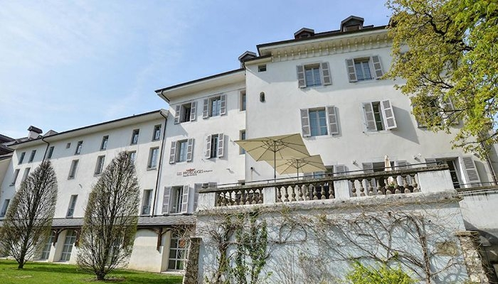 Appart h tel privilodges le royal annecy haute savoie for Appart hotel annecy
