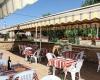 terrasse restaurant Domaine de la Rhonie