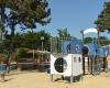 aire jeux camping 4 étoiles Vendée