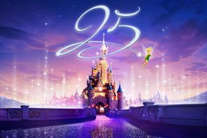 25 ans Disneyland Paris 700 400