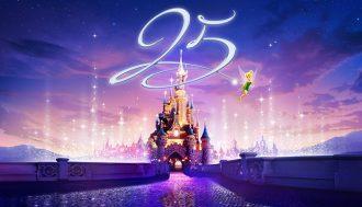 25 ans Disneyland Paris 700 400