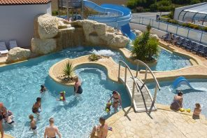 piscine extérieure Camping Europa 700 400