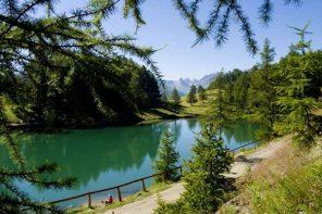 Paysage Savoie Karellis