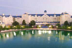L'Hôtel Disney's Newport Bay Club® **** en famille